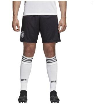 adidas FußballshortsDFB Deutschland Home Short Herren WM 2018 schwarz -