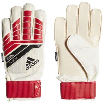 adidas TorwarthandschuheACE 18 Fingersave Junior weiß