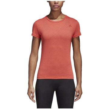 adidas FunktionsshirtsFreeLift Prime Tee Women orange
