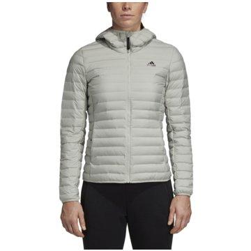 adidas DamenVarilite Soft Hooded Jacket -