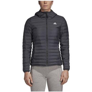 adidas Funktions- & OutdoorjackenVarilite Soft Hooded Jacket grau