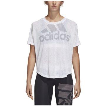 adidas DamenMagic Logo T-Shirt -