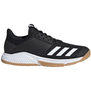 adidas HallenschuheCrazyflight Team schwarz