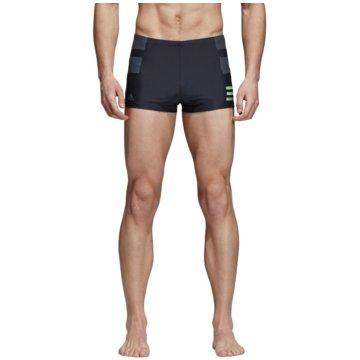 adidas BadeshortsGraphic Boxer Badehose schwarz
