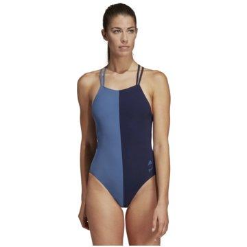 adidas BadeanzügeFIT SUIT PAR blau