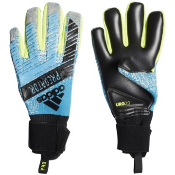 adidas TorwarthandschuheSpielerhandschuhe schwarz