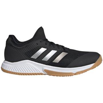 adidas HallenschuheCourt Team Bounce M schwarz