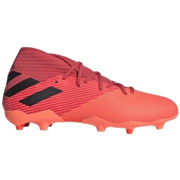 adidas Nocken-SohleNemeziz 19.3 FG pink