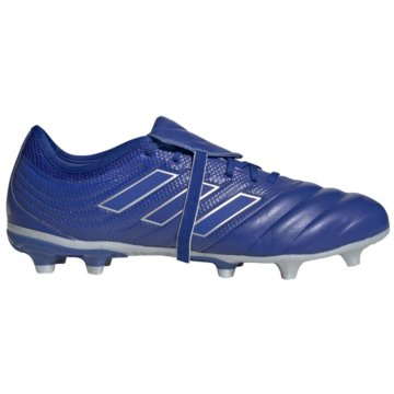 adidas Nocken-SohleCopa Gloro 20.2 FG blau