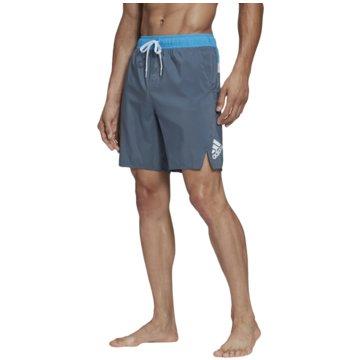 adidas BadeshortsColorblock Tech Shorts - FJ3397 -