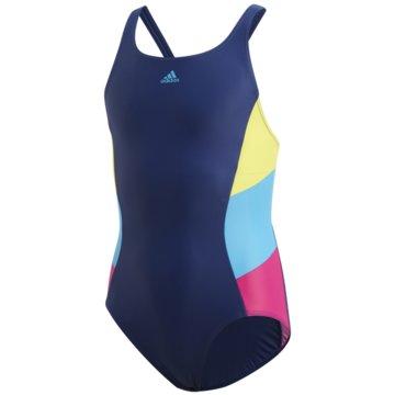 adidas BadeanzügeFIT 1PC CB Y blau