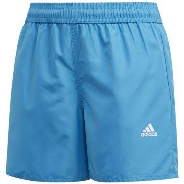 adidas BadeshortsCLASSIC BADGE OF SPORT BADESHORTS - FL8714 blau