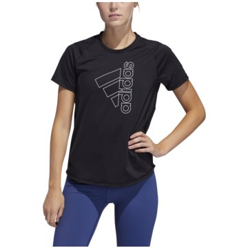 adidas T-ShirtsTECH BOS TEE - FQ1988 schwarz