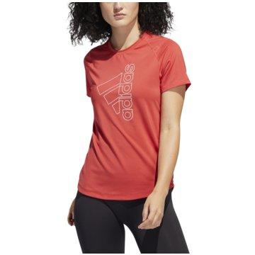 adidas T-ShirtsTECH BOS TEE rot