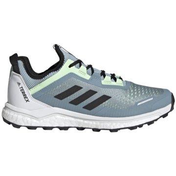 adidas TrailrunningTERREX AGRAVIC FLOW W grau