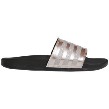 adidas Pool SlidesAdilette Slipper gold