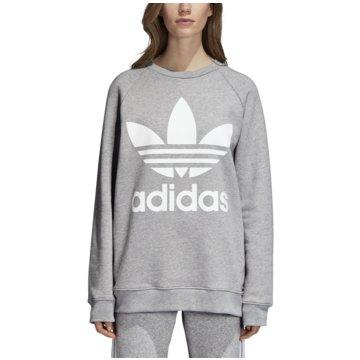 adidas HoodiesOversized Sweatshirt grau