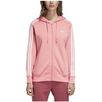 adidas Sweater3-Streifen Zip Hoodie -