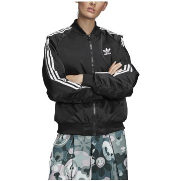 adidas ÜbergangsjackenBomber Jacket schwarz