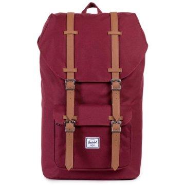Herschel Taschen DamenLittle America Backpack rot