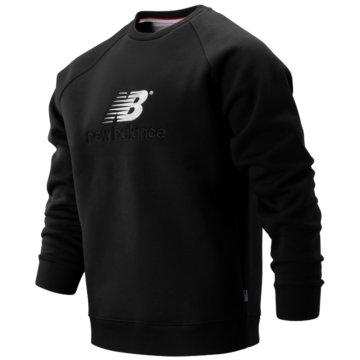 New Balance SweatshirtsMT93575 schwarz