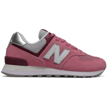 New Balance Sneaker LowWL574 B - 775091 50 rosa
