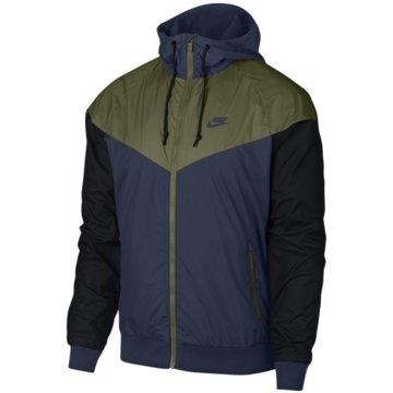 Nike SweatjackenWindrunner Jacket blau