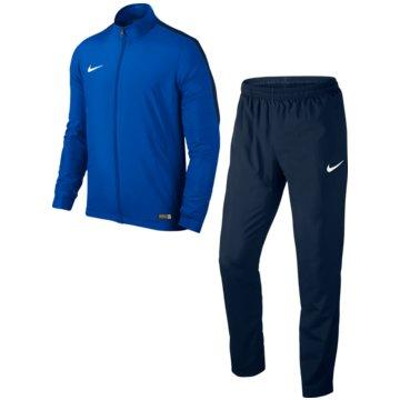 Nike TrainingsanzügeAcademy 16 Woven Tracksuit 2 blau