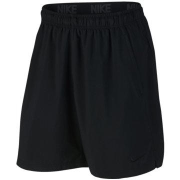 Nike Kurze HosenFlex Training Short schwarz