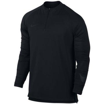 Nike SweaterDry Squad Football Drill Top schwarz