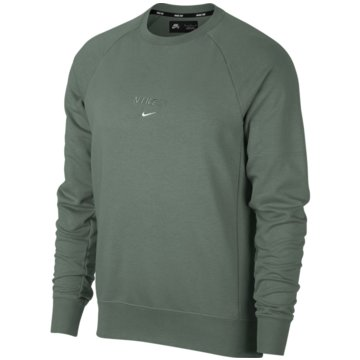 Nike SweaterSB Dri-Fit Everett Crew oliv