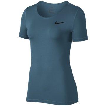 Nike FunktionsshirtsPro Trainingsshirt türkis