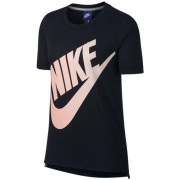 Nike FunktionsshirtsLogo Future T-Shirt schwarz