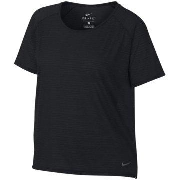 Nike FunktionsshirtsMiler Tanktop schwarz