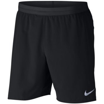 Nike Kurze HosenFlex 7 inch Distance Short schwarz