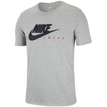 Nike T-ShirtsSportswear Archive T-Shirt grau