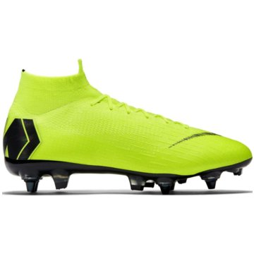Nike Stollen-SohleMercurial Superfly 360 Elite SG-Pro Anti-Clog gelb