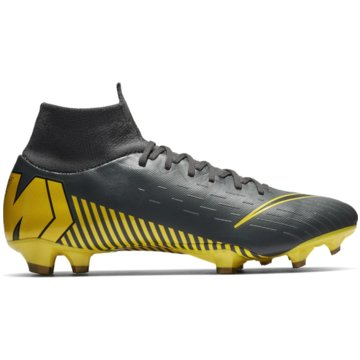 Nike Stollen-SohleMercurial Superfly 6 Pro FG schwarz
