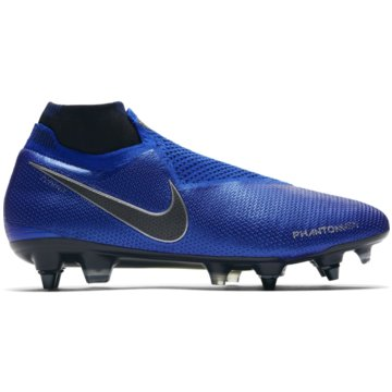 Nike Stollen-SohlePhantom Vision Elite Dynamic Fit Anti-Clog SG-PRO blau