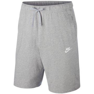 Nike kurze SporthosenM NSW CLUB SHORT JSY - BV2772 grau