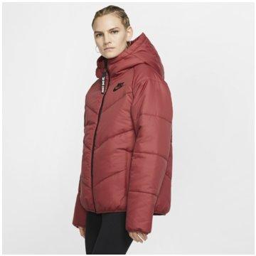 Nike Winterjacken & -mäntelW NSW WR SYN FILL JKT HD - BV2906 rot