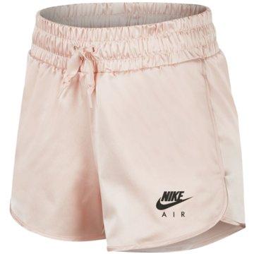 Nike kurze SporthosenNIKE AIR WOMEN'S SATIN SHORTS -