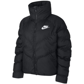 Nike TrainingsjackenW NSW SYN FILL JKT STMT - CD4216 schwarz