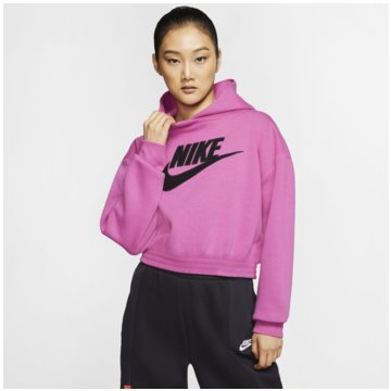 Nike Hoodies SPORTSWEAR WOMEN'S FLEECE HOO rosa