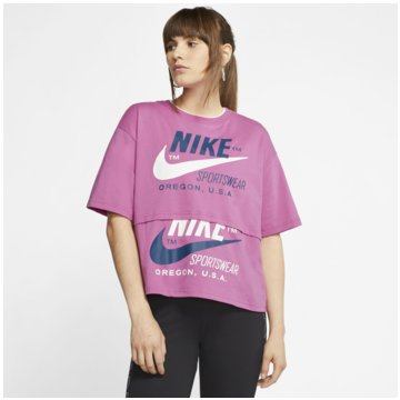 Nike T-ShirtsSportswear Short Sleeve Top -