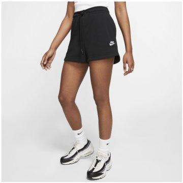 Nike kurze SporthosenNIKE SPORTSWEAR ESSENTIAL WOMEN'S schwarz