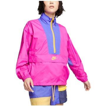 Nike ÜbergangsjackenSportswear Heritage Jacket pink