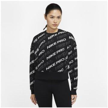 Nike SweatshirtsPro Fleece Crew Women schwarz