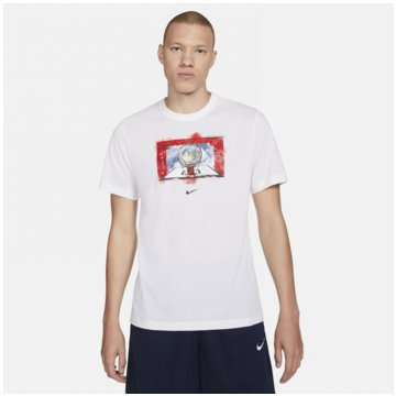 Nike Fan-T-ShirtsDRI-FIT PHOTO - DB5991-100 -