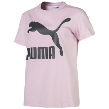 Puma DamenClassics Logo Tee -